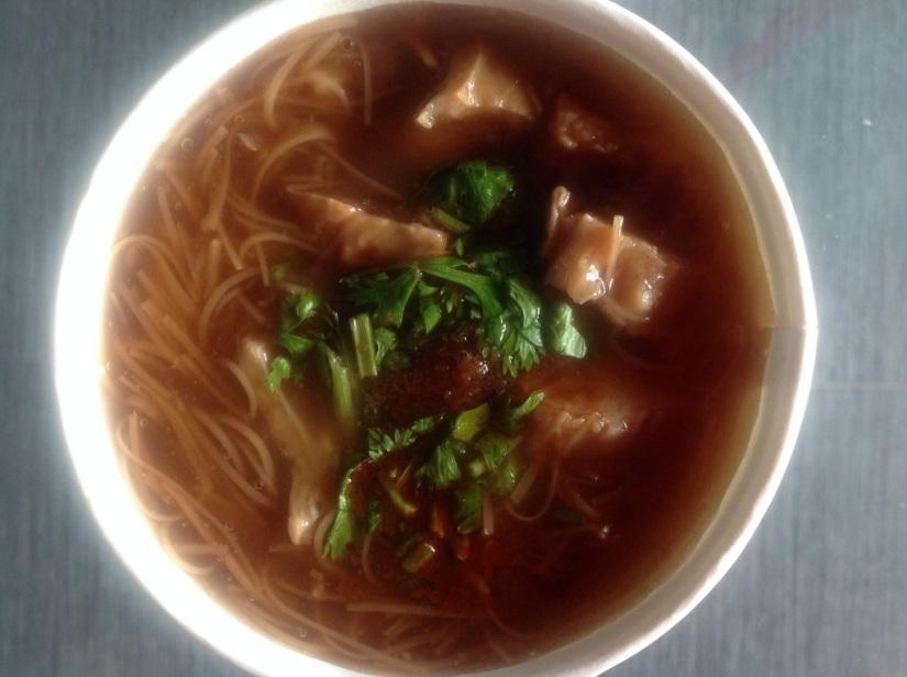 Tripe Thin Noodles,大腸麵線