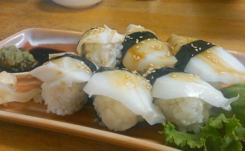 Cheap and Fresh Sashimi in Taiwan, Take2