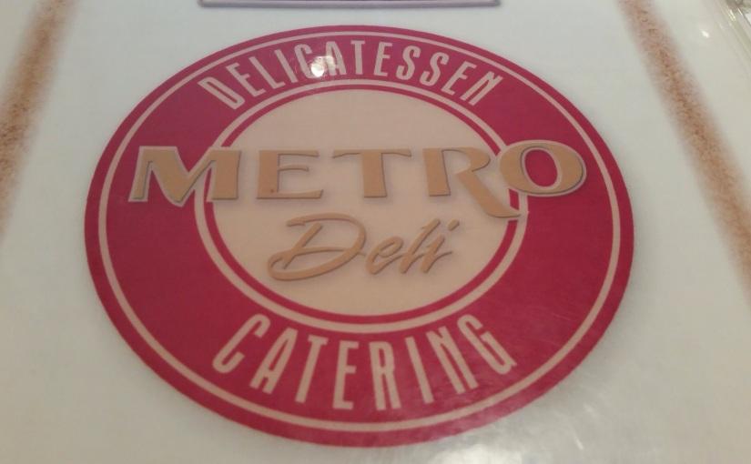 Metro Deli in Scarsdale, NY – Not So Impressive.  A TongueSandwich!