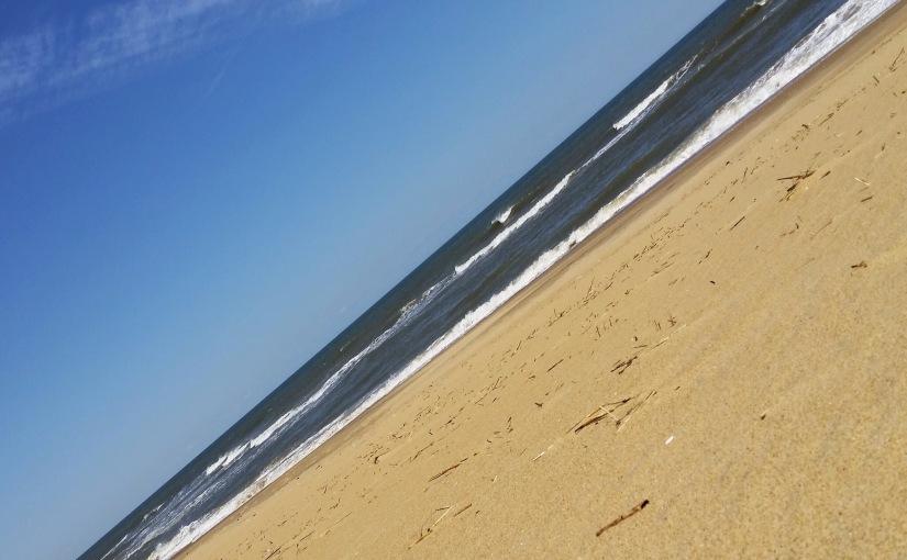Wanderlust – @Virginia Beach, VA, Pondering the Duality ofLife