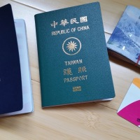 Month Long Wanderlust Trip Starts Tonight- Which Passport Should I Use? Bon Appétit! 好好吃喔!