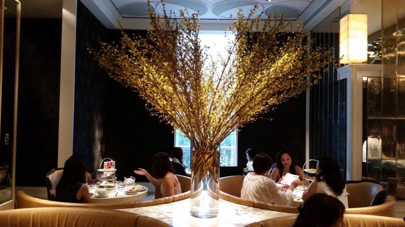 Wanderlust Taiwan- Café Un Deux Trois in the Luxurious Mandarin OrientalHotel