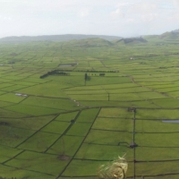 Wanderlust Azores- Caldera of Guilherme Moniz on The Terceira Island, Portugal. Go Milk Your Cows Where Your Cows Are.