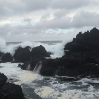 Wanderlust Azores- Dramatic Waves of Biscoitos, My Favorite Place on the Terceira Island
