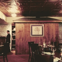 Cellar 49 in Tarrytown, NY- A Weird Basement Restaurant in an Estate Mansion